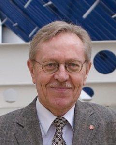 Porträt Eckhart Hahn